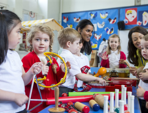 Learning Through Music at Genesis Preschools